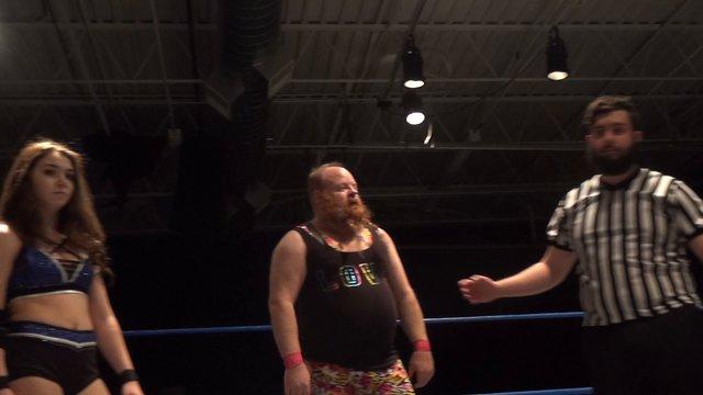 Skye Blue & Wresting Andy vs. Connor Corr & Zero-3 -  Premier Pro Wrestling PPW #250