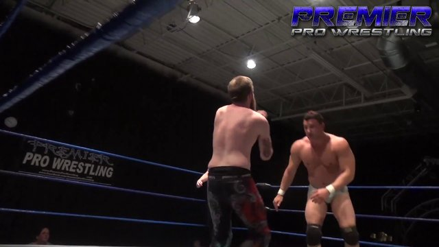 Matt Vine (c) vs. Not Bad Chad - Premier Pro Wrestling PPW #252
