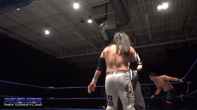 Iniestra & Sem Sei (c) vs. Not Bad Chad and Bryce Akers - Premier Pro Wrestling PPW #253