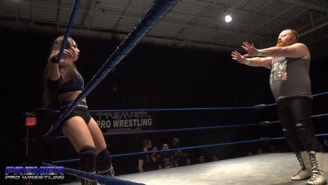 Wrestling Andy vs. Skye Blue - Premier Pro Wrestling PPW #254