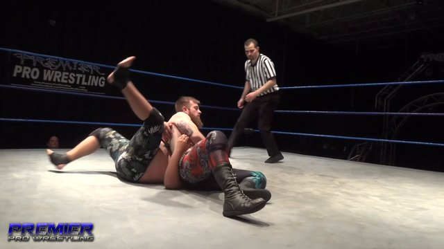 Not Bad Chad vs Haka - Premier Pro Wrestling PPW #255