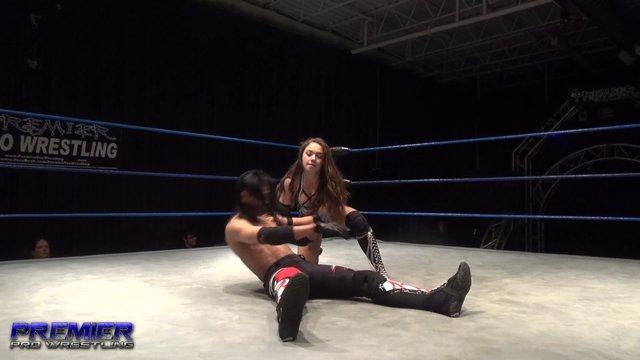 Skye Blue vs. Aaron Ventura - Premier Pro Wrestling PPW #255