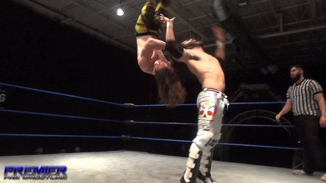Iniestra vs. Anakin - Premier Pro Wrestling PPW #255
