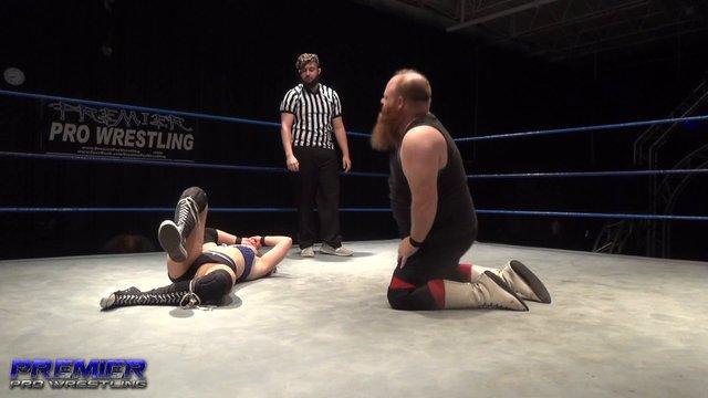 Wrestling Andy vs. Skye Blue - Premier Pro Wrestling PPW #255