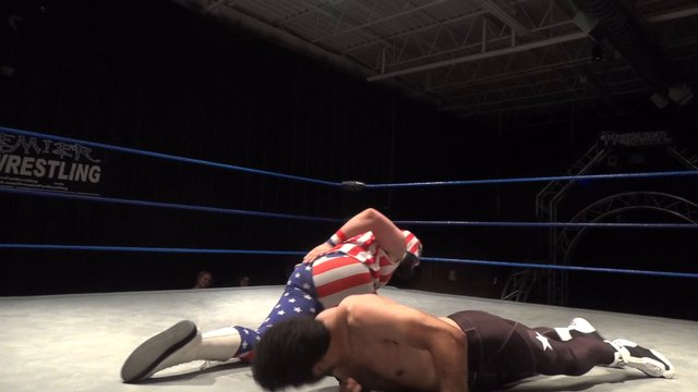 Connor Corr, American Beard & Aaron Ventura vs. Wrestling Andy, Pancho & Bryce Akers - Premier Pro Wrestling PPW #256