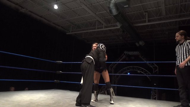 Skye Blue vs. Zero-2 - Premier Pro Wrestling PPW #256