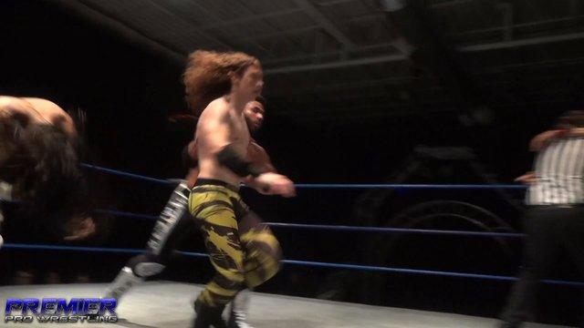Iniestra & Sem Sei (c) vs. Anakin & Jose Acosta - Premier Pro Wrestling PPW #257