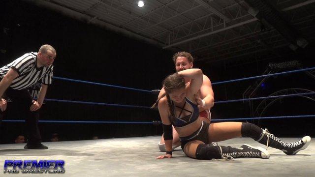 Chase Gosling vs. Skye Blue - Premier Pro Wrestling PPW #258