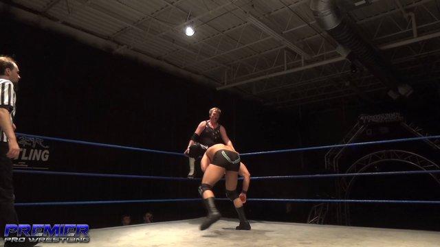 Matt Vine (c) vs. NPK - Premier Pro Wrestling PPW #259
