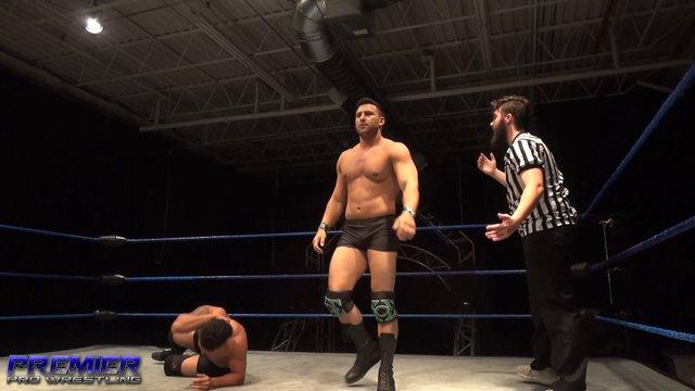 Matt Vine vs. Ultimo Leon - Premier Pro Wrestling PPW #259