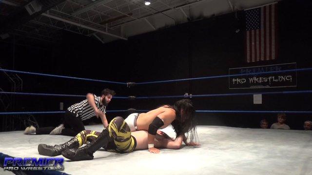 Iniestra vs. Anakin - Premier Pro Wrestling PPW #260