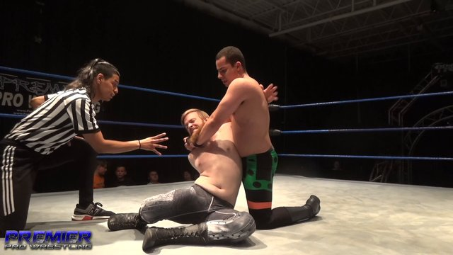 Not Bad Chad vs. Bryce Akers - Premier Pro Wrestling PPW #261