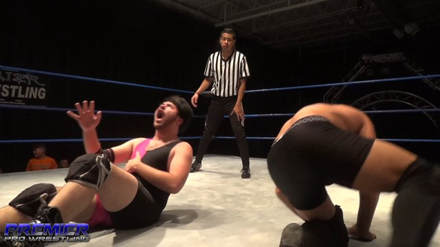 Marcus Smith & Connor Corr vs. American Beard & Ultimo Leon - Premier Pro Wrestling PPW #261