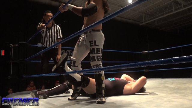 Iniestra vs. Slick Willy - Premier Pro Wrestling PPW #261