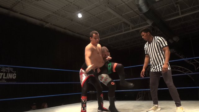Bryce Akers vs. The Flying Phoenix - Premier Pro Wrestling PPW #263