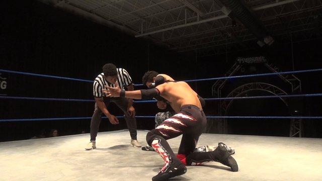 Pancho vs Ventura - Premier Pro Wrestling PPW #263