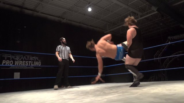 Chase Gosling vs. Slick Willy - Premier Pro Wrestling PPW #268
