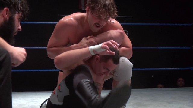 Chase Gosling vs. Bryce Akers - Premier Pro Wrestling PPW #269