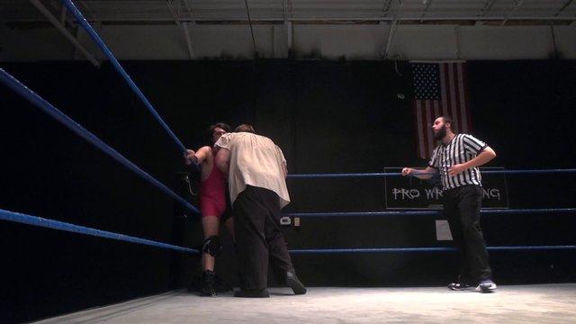 Connor Corr vs. Wolfman Huck - Premier Pro Wrestling PPW #269