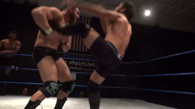 Up-And-Comers Challenge vs. Matt Vine (c) - Premier Pro Wrestling PPW #270