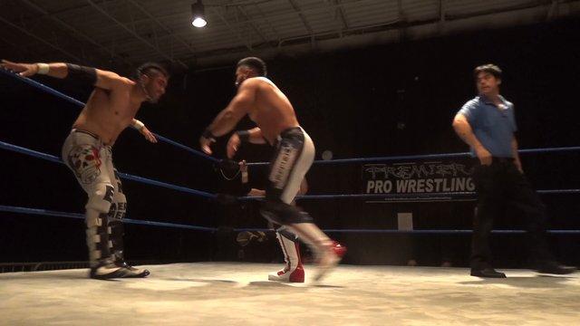 Iniestra vs. Anakin vs. Semsei vs. Jose Acosta - Premier Pro Wrestling PPW #271