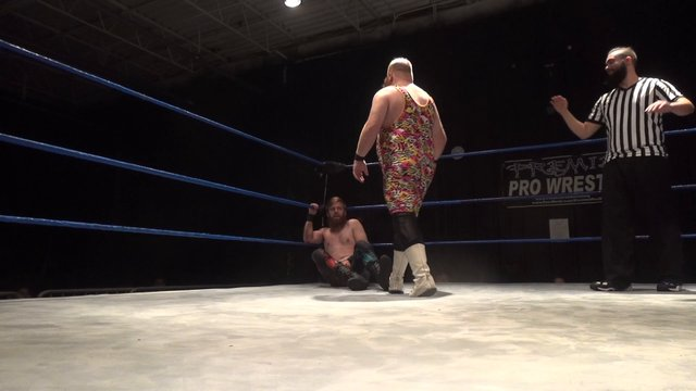 Wrestling Andy vs. Not Bad Chad - Premier Pro Wrestling PPW #271