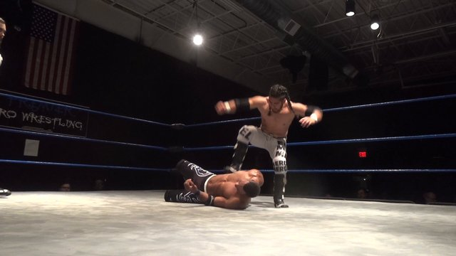 Iniestra vs D'Marceo - Premier Pro Wrestling PPW #271