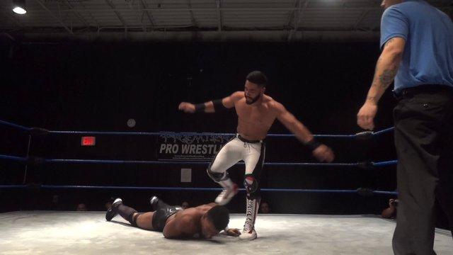 Semsei vs. Tim Castle - Premier Pro Wrestling PPW #271