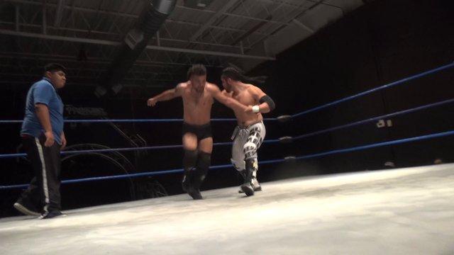 Iniestra vs. Ultimo Leon - Premier Pro Wrestling PPW #276