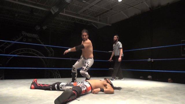 Iniestra vs. Jose Acosta - Premier Pro Wrestling PPW #276