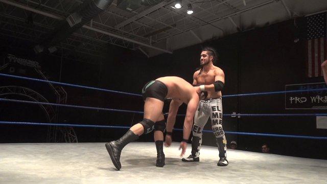 Matt Vine vs. Iniestra vs. Anakin - Premier Pro Wrestling PPW #276