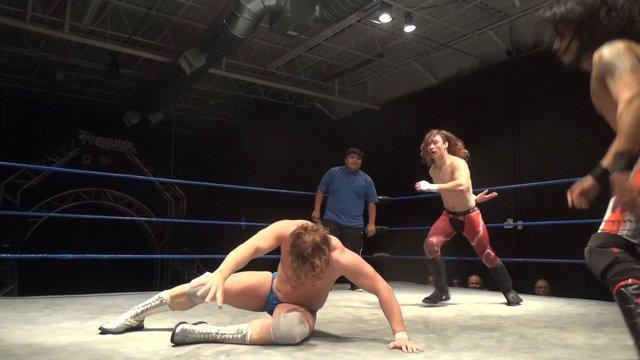 Anakin & Jose Acosta (c) vs. Chase Gosling & Wolfman Huck - Premier Pro Wrestling PPW #277
