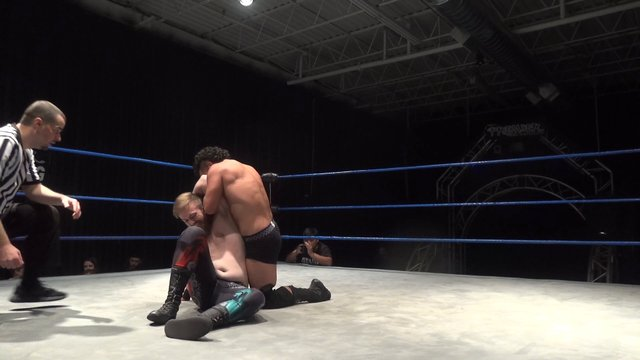 Not Bad Chad vs. Ultimo Leon - Premier Pro Wrestling PPW #277