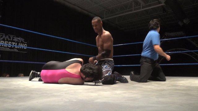 Connor Corr vs. D'Marceo - Premier Pro Wrestling PPW #278