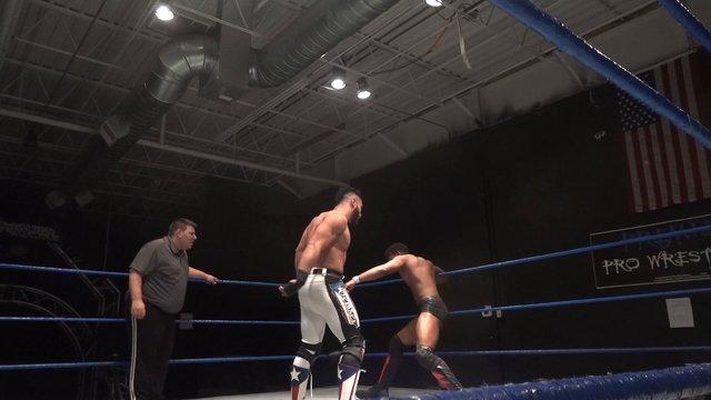 Semsei vs. Tim Castle - Premier Pro Wrestling PPW #278