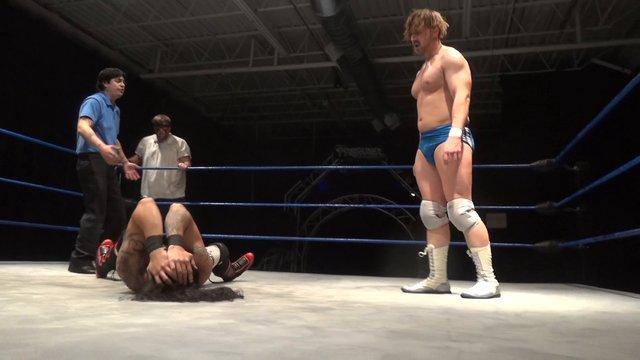 Anakin & Jose Acosta (c) vs. Chase Gosling & Wolfman Huck - Premier Pro Wrestling PPW #278