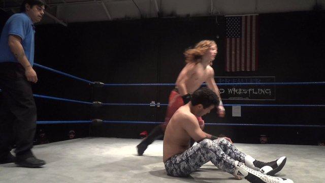 Anakin vs. Pancho  - Premier Pro Wrestling PPW #279
