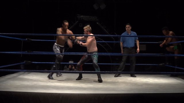 Not Bad Chad & Ultimo vs. Tim Castle & D'Marceo - Premier Pro Wrestling PPW #281