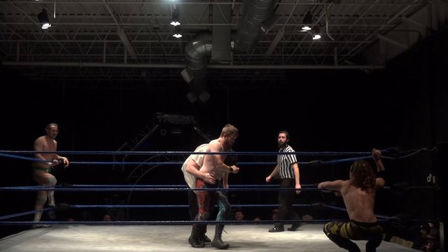 Chase Gosling & Wolfman Huck vs. Anakin & Not Bad Chad - Premier Pro Wrestling PPW #283