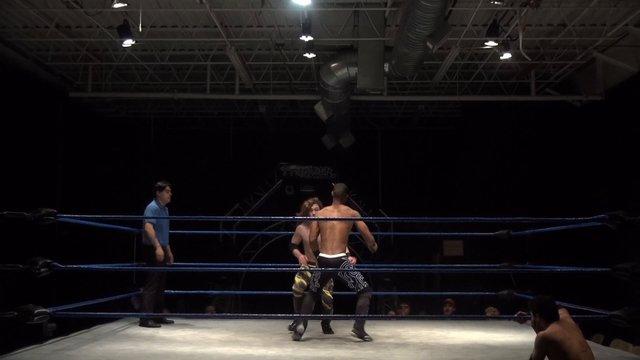 Anakin vs. Pancho vs. D'Marceo - Premier Pro Wrestling PPW #283