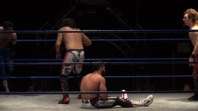 Anakin & Jose Acosta (c) vs. Semsei & Pancho - Premier Pro Wrestling PPW #284