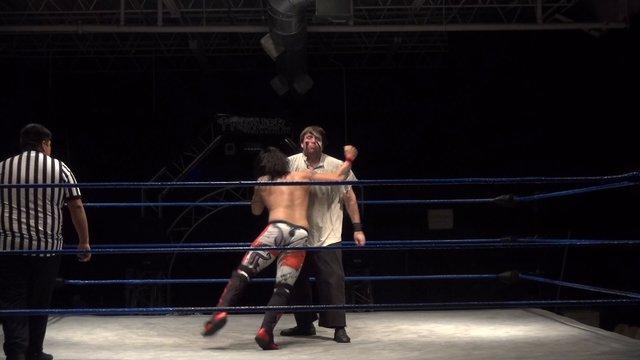 Jose Acosta vs. Wolfman Huck - Premier Pro Wrestling PPW #286