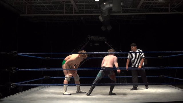 Chase Gosling vs. Not Bad Chad - Premier Pro Wrestling PPW #286