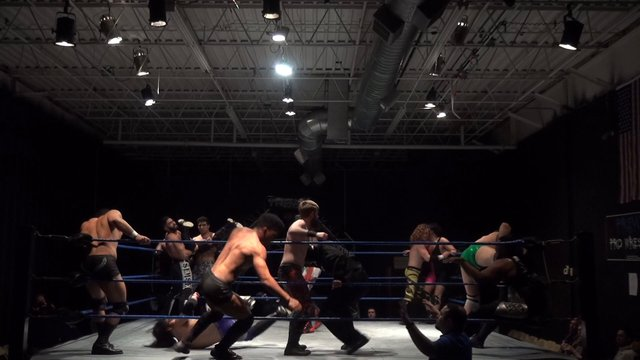 Entrance Order Battle Royal - Premier Pro Wrestling PPW #289