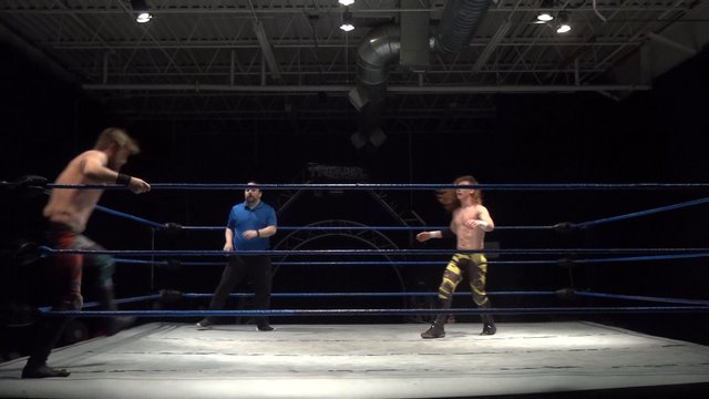Anakin vs. Not Bad Chad - Premier Pro Wrestling PPW #291