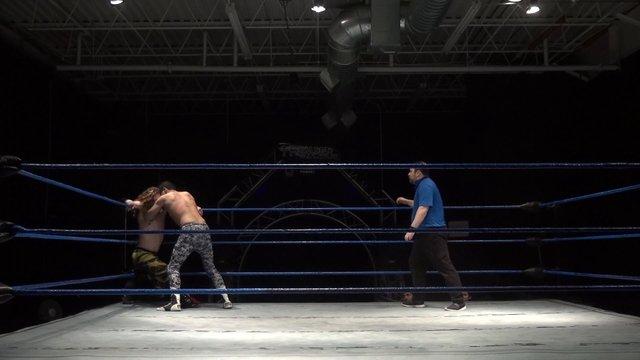 Anakin vs. Pancho - Premier Pro Wrestling PPW #291