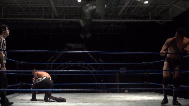 Semsei (c) vs. Matt Vine vs. Iniestra - Premier Pro Wrestling PPW #291