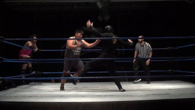 Connor Corr & Zero-1 vs. Not Bad Chad & Eddie Cruz - Premier Pro Wrestling PPW #295
