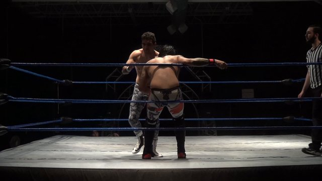 Jose Acosta vs. Pancho - Premier Pro Wrestling PPW #295