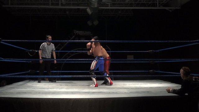 Semsei vs. Ultimo - Premier Pro Wrestling PPW #295